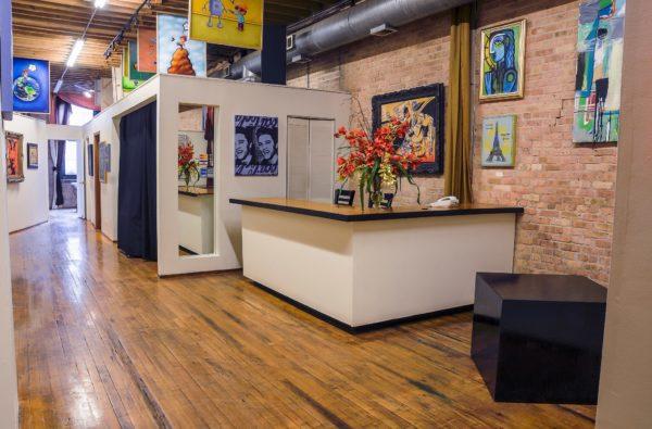 Mars Gallery in Fulton Market