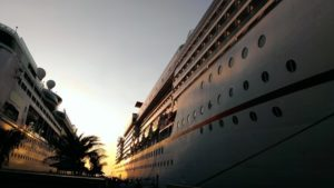 Cruise ships are not a green way to vacation