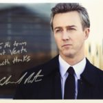 Actor and Activist Edward Norton Shares his Thanks with Venta