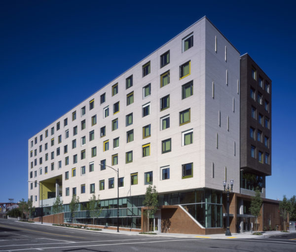 Sustainable buildings like the Bud Lark Commons are very popular