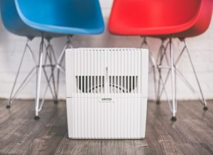 Wash fall allergies away with the Venta Airwasher LW25