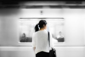 Commuting by public transit can be energy efficient