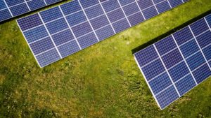 Solar panels are an easy way to get clean energy at home