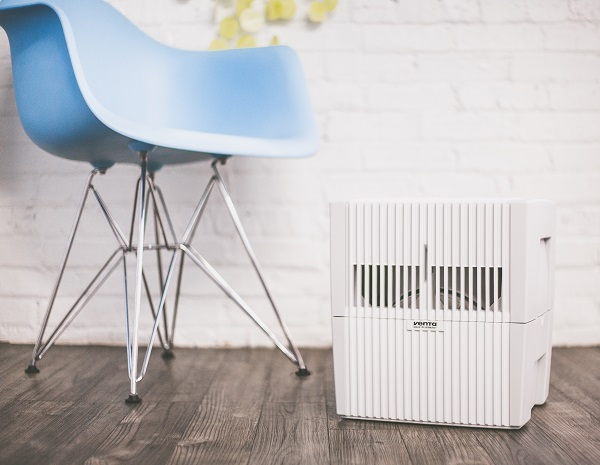 The Venta Kuube Airwasher can help resolutions to improve indoor air