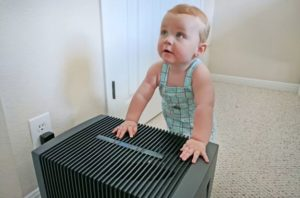 Humidifiers that are safe for babies