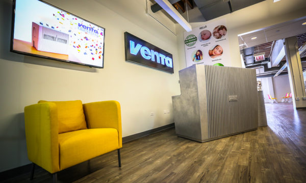 Venta USA headquarters are in Chicago