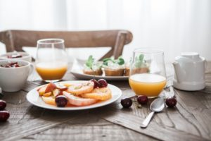 Nutritious food to help stay healthy during flu season
