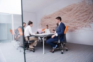 Healthy workers experience less presenteeism with healthy air quality