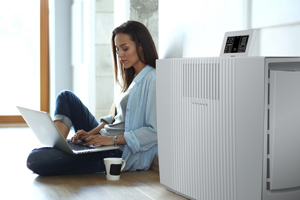 6 Series Venta Airwasher Kuube L-T is a humidifier and air purifier