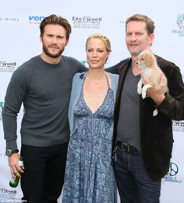 Scott Eastwood attends Eastwood Ranch Foundation fundraiser