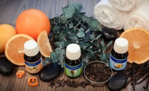 Venta's line of essential oil aromatherapy is a great alternative to VOCs