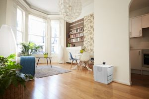 A Venta Airwasher or air purifier can help eliminate vocs from your indoor air.