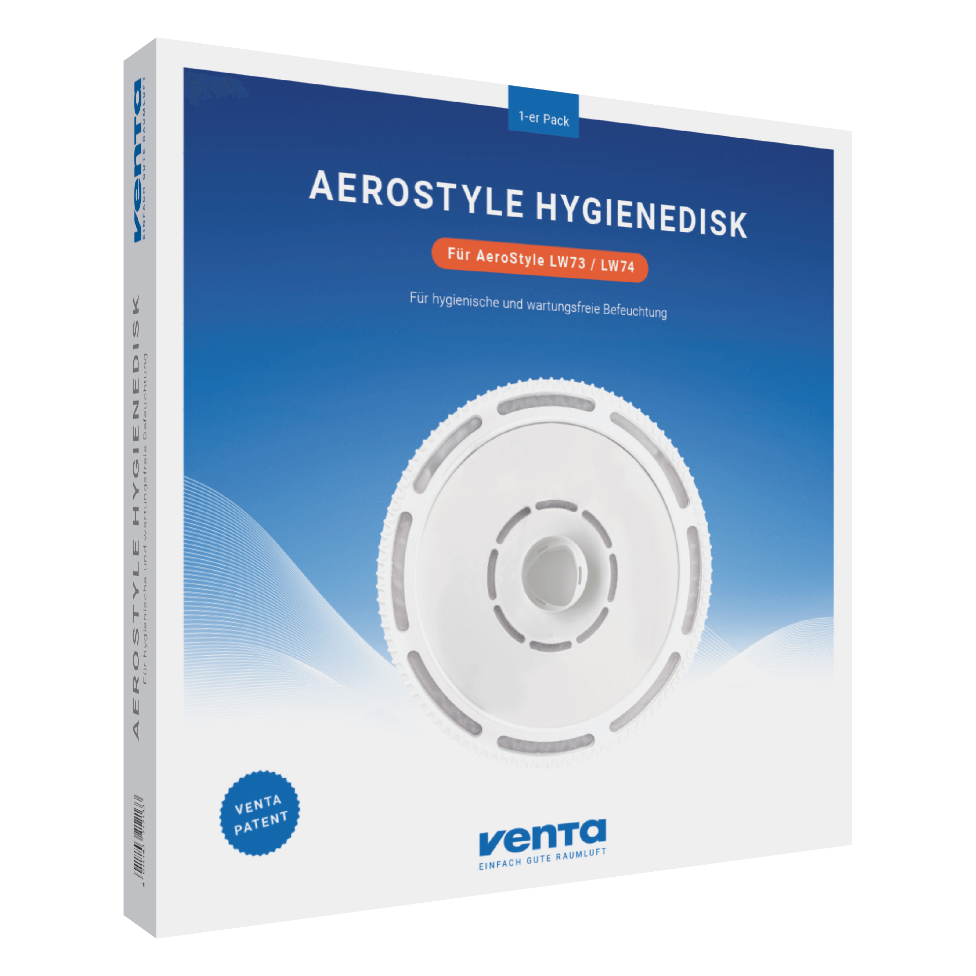 Hygiene Disc 1x for AeroStyle LW73 / 74