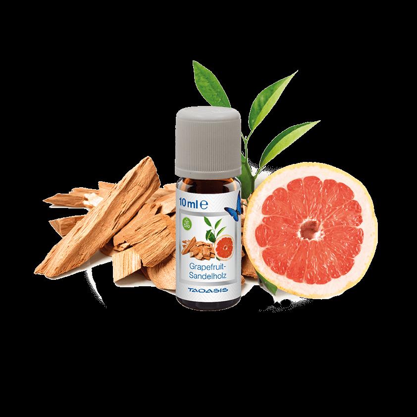 Venta Bio-Duft - Grapefruit-Sandelholz 10ml Flasche