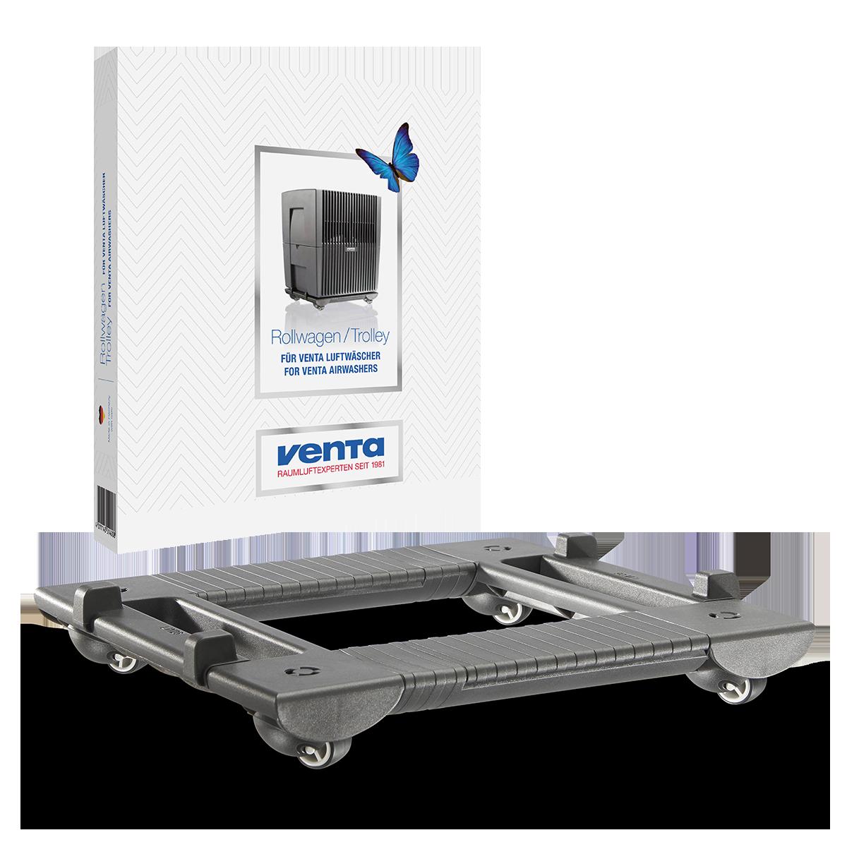 Rollwagen für Venta-Luftwäscher
