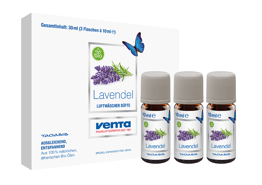 Venta Bio-Düfte - Lavendel 3er Packung