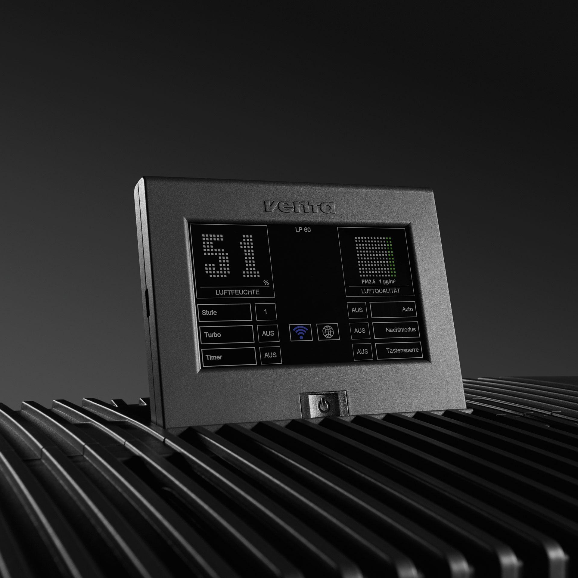 App Control LPH60 WiFi